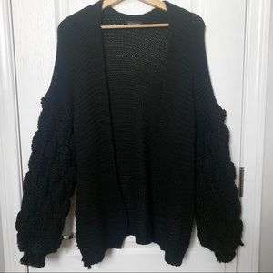 Pretty Little Thing Oversized Cardigan